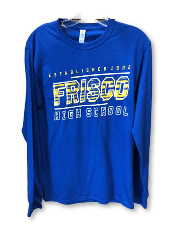 FHS Long Sleeve Basic Basic Long Sleeve - Frisco Sports Center - Frisco, Texas