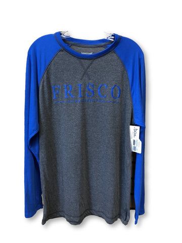 HS Long Sleeve Raglan Raglan - Frisco Sports Center - Frisco, Texas