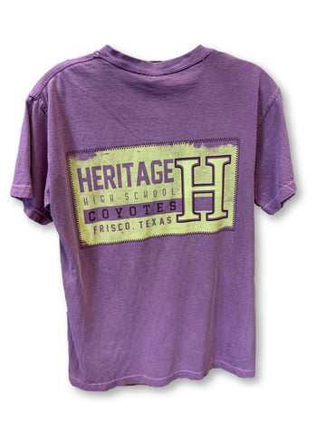 HS S/S Pocket Comfort Colors - Frisco Sports Center - Frisco, Texas