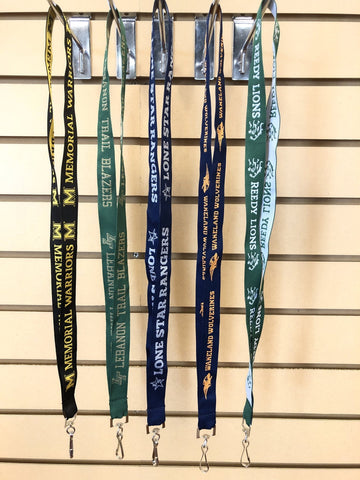 HS Woven Lanyard - Frisco Sports Center - Frisco, Texas