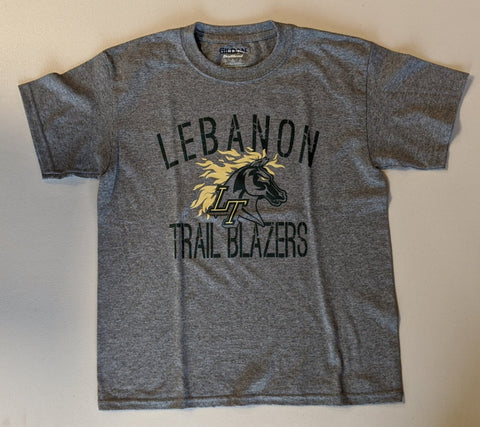 Lebanon Trail Basic T-Shirt Thin Text CLOSEOUT - Frisco Sports Center - Frisco, Texas