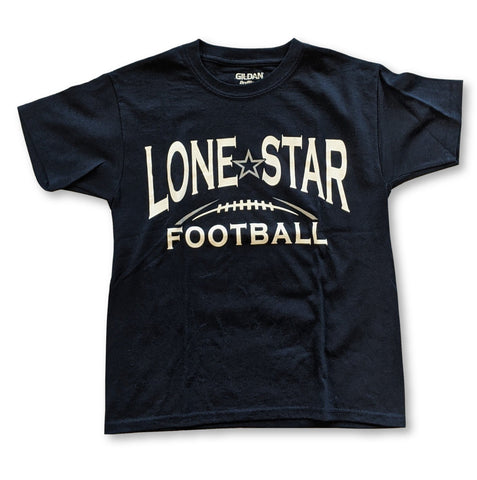 Lone Star High Basic T-Shirt Football CLOSEOUT Basic - Frisco Sports Center - Frisco, Texas