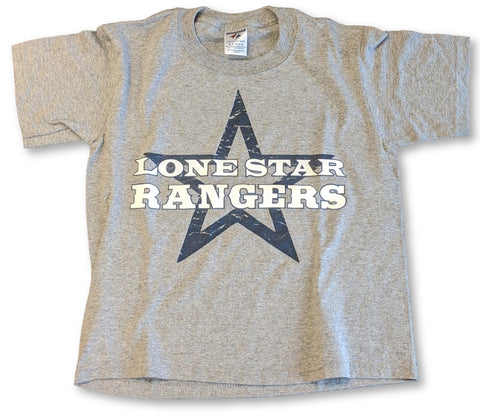 Lone Star High Basic T-Shirt Saddlebags Star CLOSEOUT Basic - Frisco Sports Center - Frisco, Texas