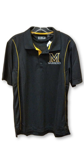 MHS BAW Monogram Polo Polo - Frisco Sports Center - Frisco, Texas