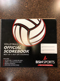 Scorebook - Frisco Sports Center - Frisco, Texas