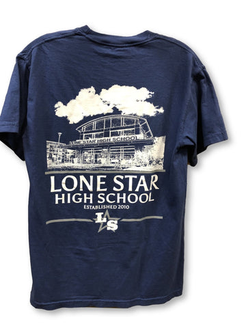 Sketched HS Short Sleeve Comfort Colors Short Sleeve Comfort Colors - Frisco Sports Center - Frisco, Texas