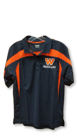 WHS BAW Monogram Polo Polo - Frisco Sports Center - Frisco, Texas