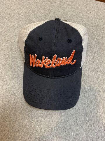 WHS Trucker Cap - Navy/White - Frisco Sports Center - Frisco, Texas