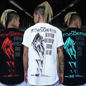 INVADERS TS