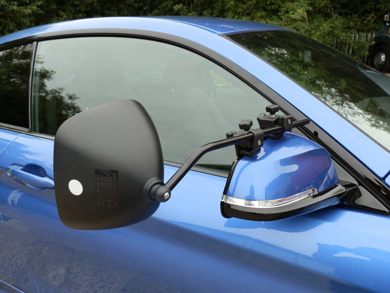 Milenco - Aero 3 Grand Towing Mirrors - Twin Pack - MIL2073A - BUNDLE with Additional Mirror Pads | RV Online | Shop Camping & Caravanning Gear Online