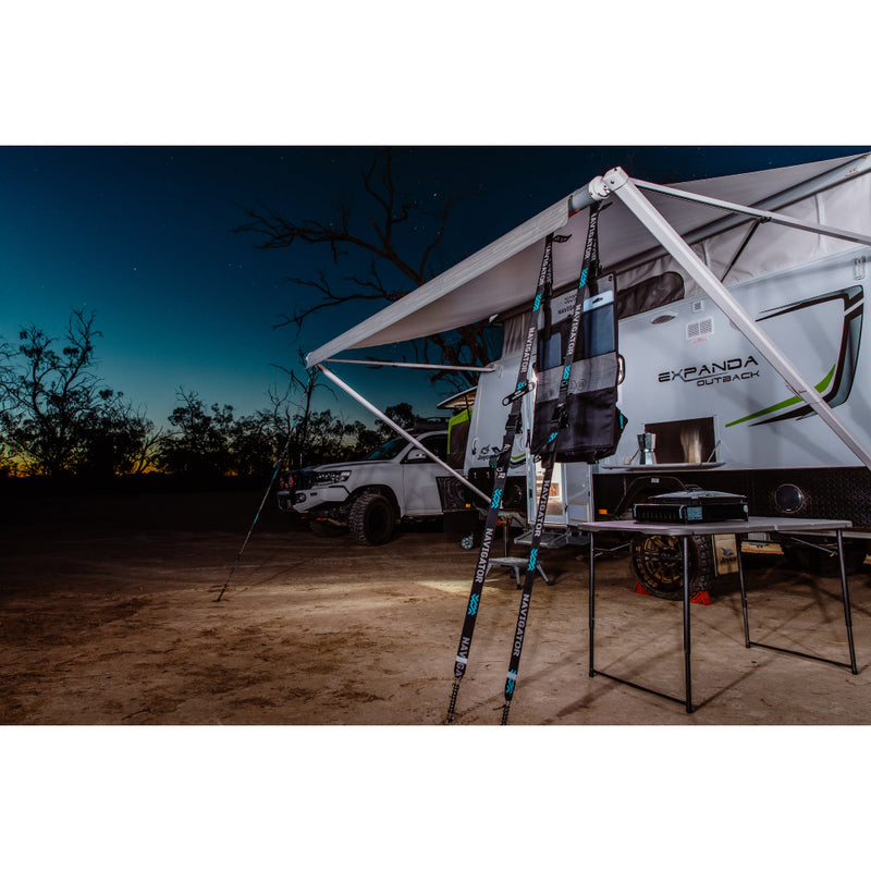 Navigator - Awning Buddy - Twin Pack | RV Online | Shop Camping & Caravanning Gear Online