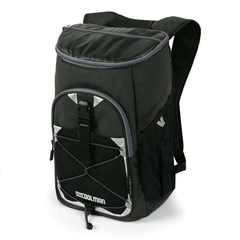 myCOOLMAN - 24 Can Backpack Cooler 15L - RV Online