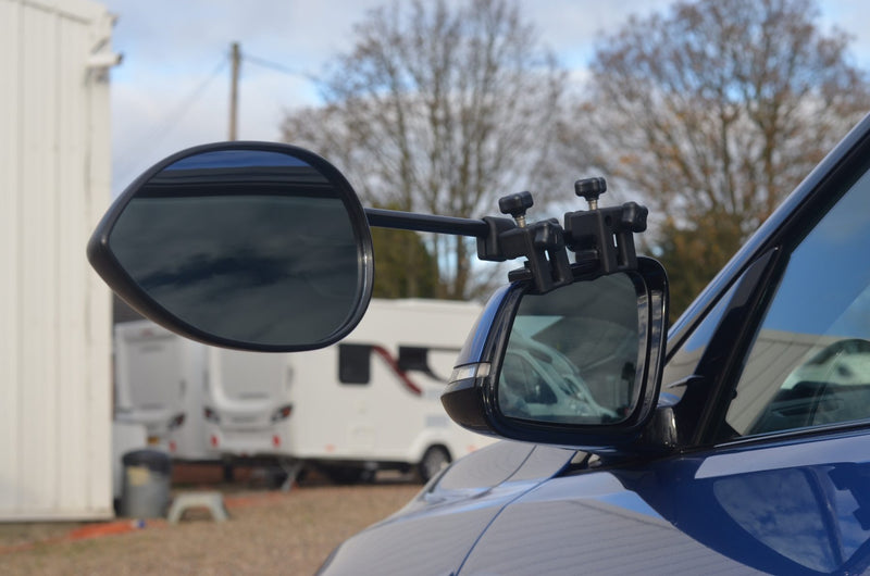 Milenco - Aero 3 Extra Wide Towing Mirrors - Twin Pack - MIL2899 | RV Online | Shop Camping & Caravanning Gear Online