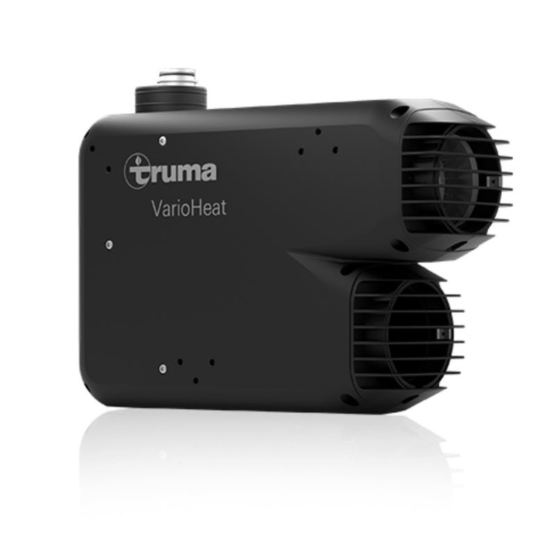Truma - VarioHeat eco- Gas Heater - Kit with Black Cowl | RV Online | Shop Camping & Caravanning Gear Online