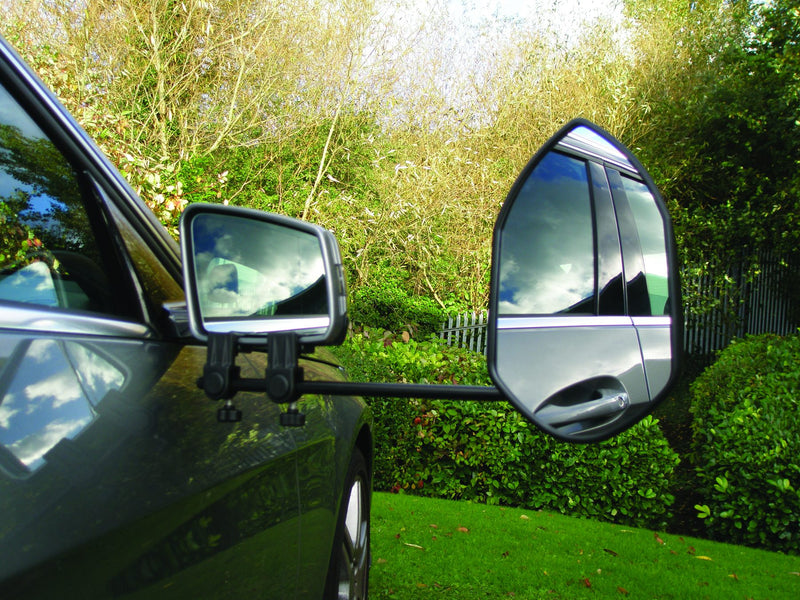 Milenco - Falcon Towing Mirror - Twin Pack - MIL3988 | RV Online | Shop Camping & Caravanning Gear Online
