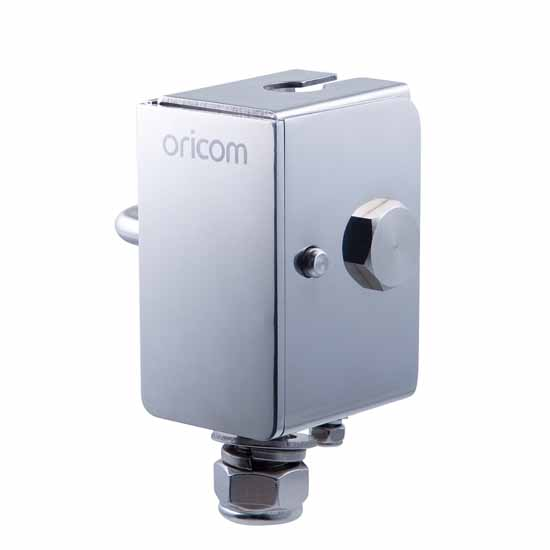Oricom - Folding Bull Bar Antenna Mounting Bracket - Stainless Steel - BR600 | RV Online | Shop Camping & Caravanning Gear Online