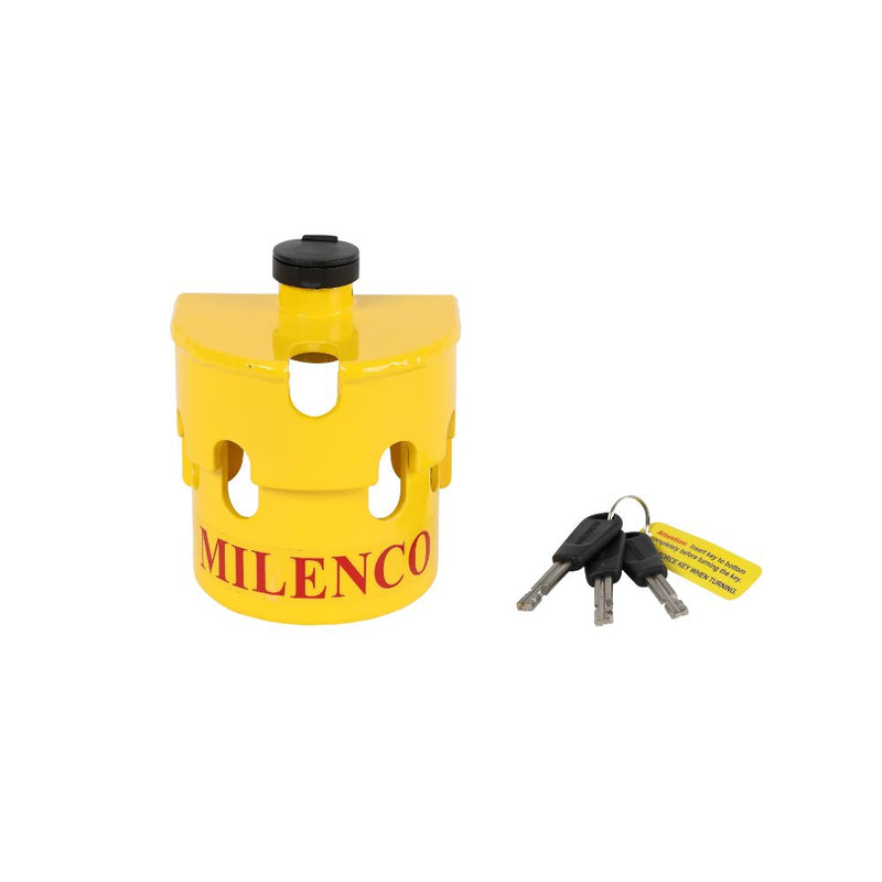 Milenco - Australian Hitch-Lock with Chain - MIL4930 - RV Online