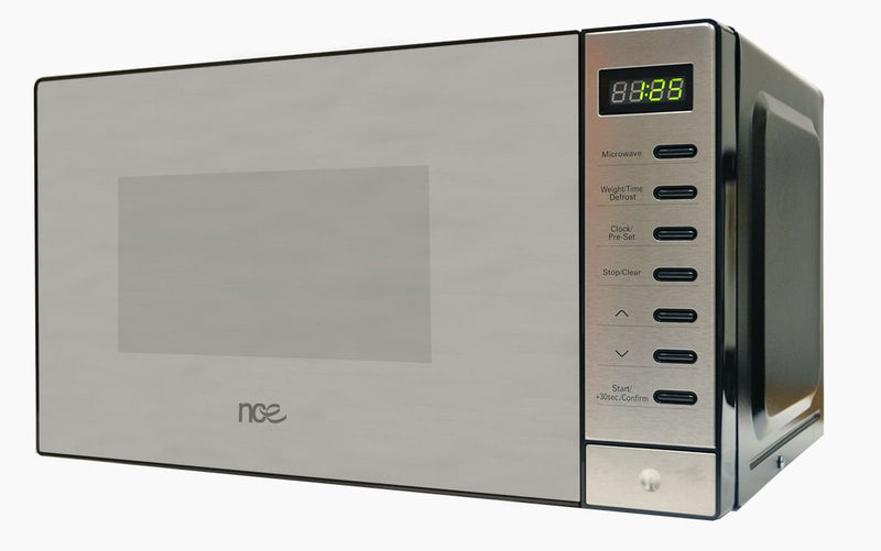 NCE - 20L Stainless Steel Microwave | RV Online | Shop Camping & Caravanning Gear Online