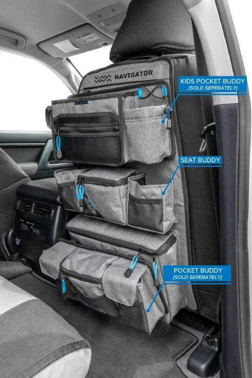 Navigator - Build it Seat Buddy | RV Online | Shop Camping & Caravanning Gear Online