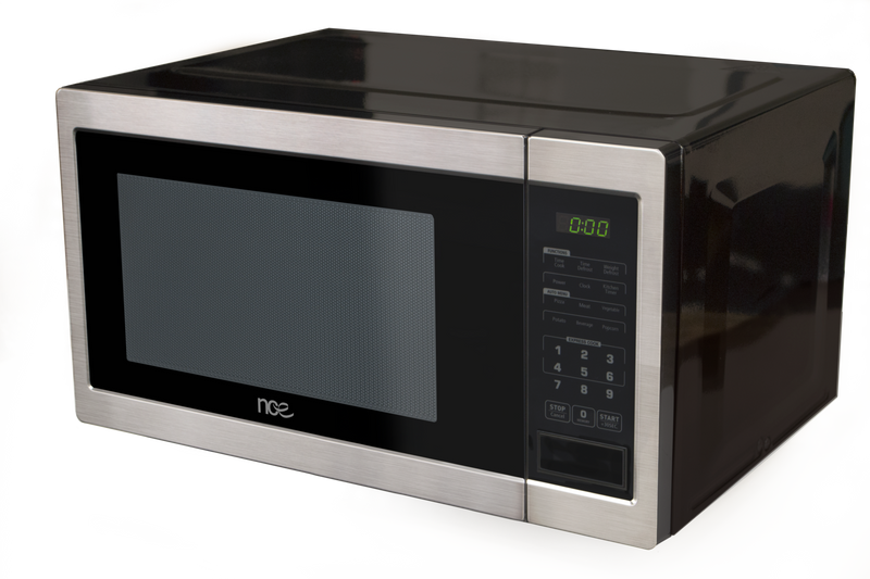 NCE - 23L Flatbed Microwave Oven | RV Online | Shop Camping & Caravanning Gear Online