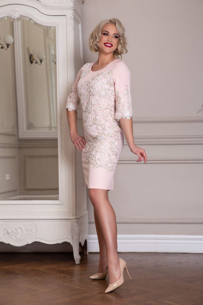 Lace dress for mother of the groom