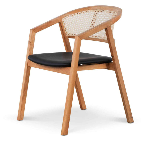 Bravo Natural Wooden Dining Chair