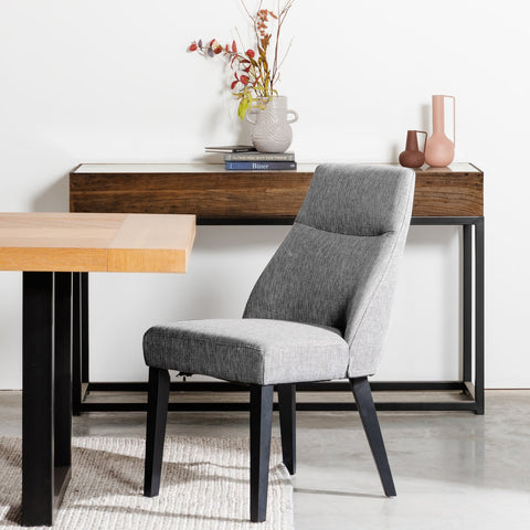Dining Chair with console table