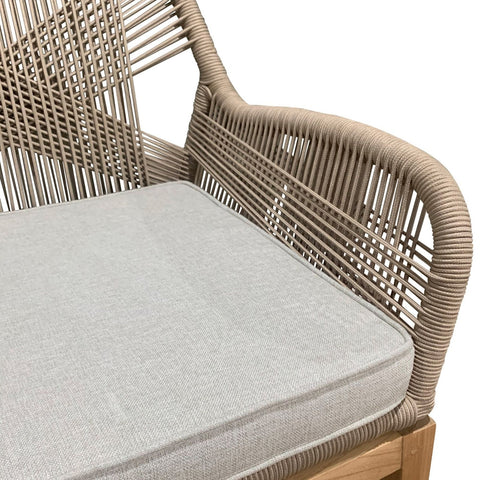 Outdoor Dining Chair Cushion Fabric