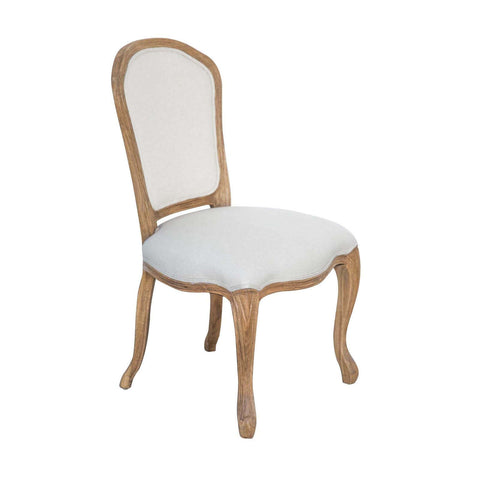 Lancaster |  Natural French Provincial Wooden Dining Chair