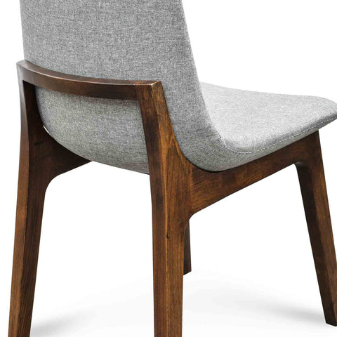 Upholstered Wooden Dining Chairs