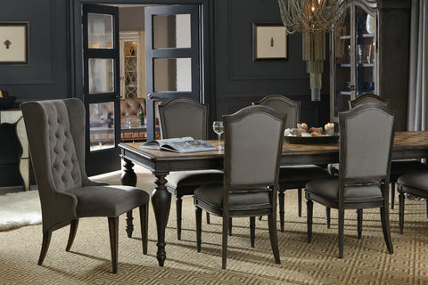 Mis Matched Dining Chairs