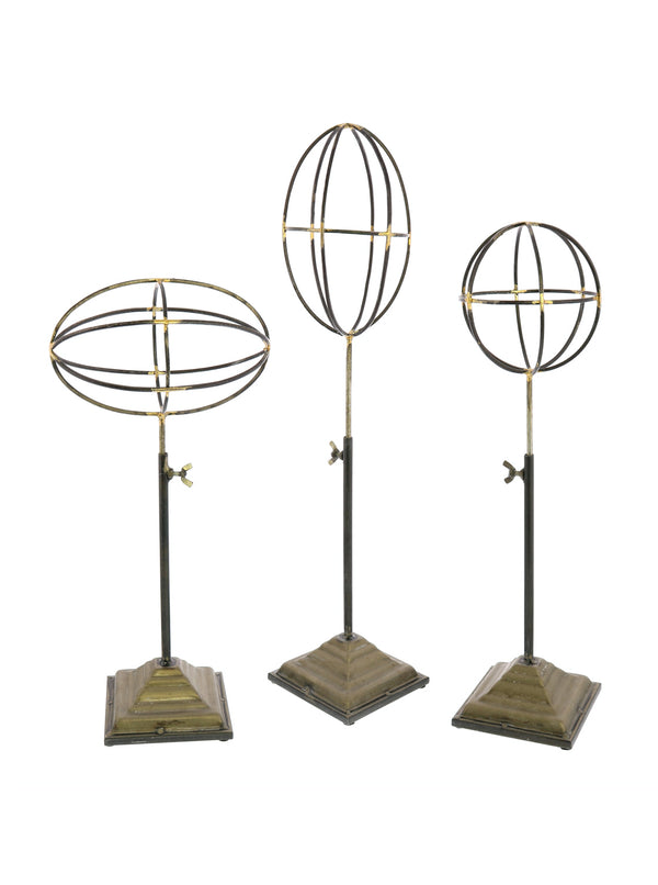 Archer Stands, Set of 3