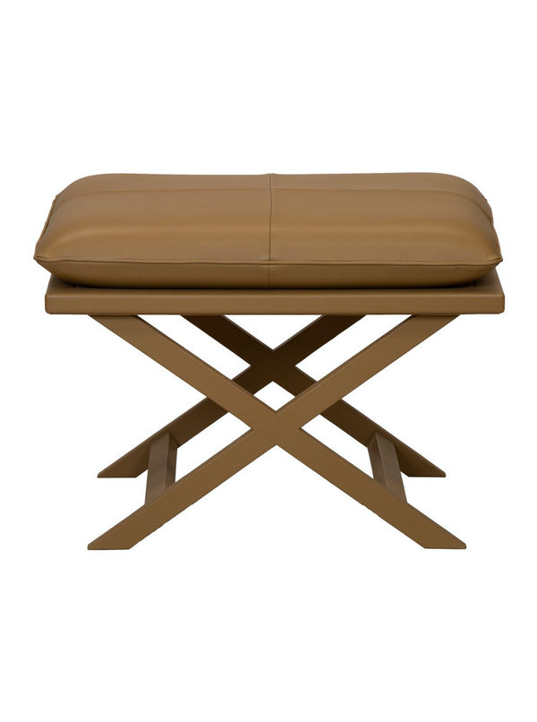 Brielle Leather Stool