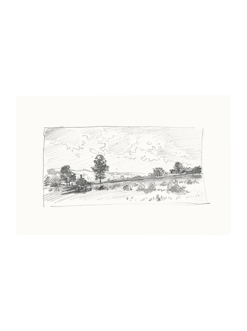 Countryside Sketch 1