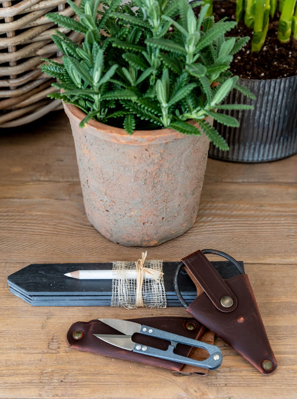 Herb Scissors & Pouch