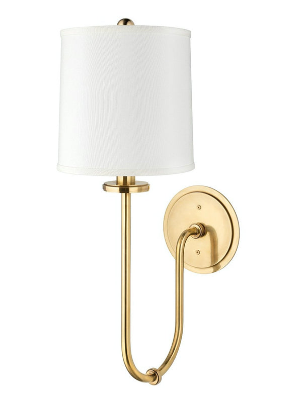 Melanie Curved Sconce