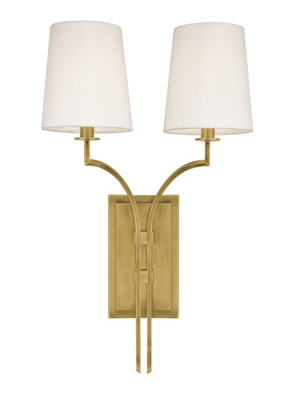 Olivia Double Sconce