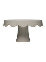 Scalloped Pedestal
