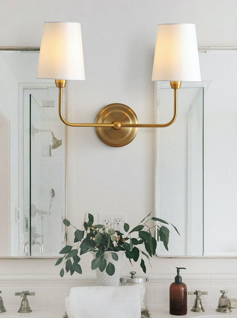 Vivienne Two-Light Sconce