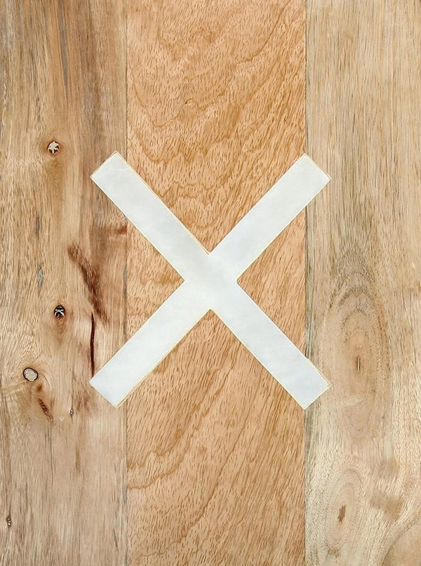 X Cutting Board