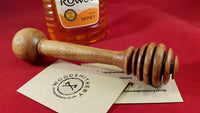 Honey dipper (oak) - WoodsmitheryShop