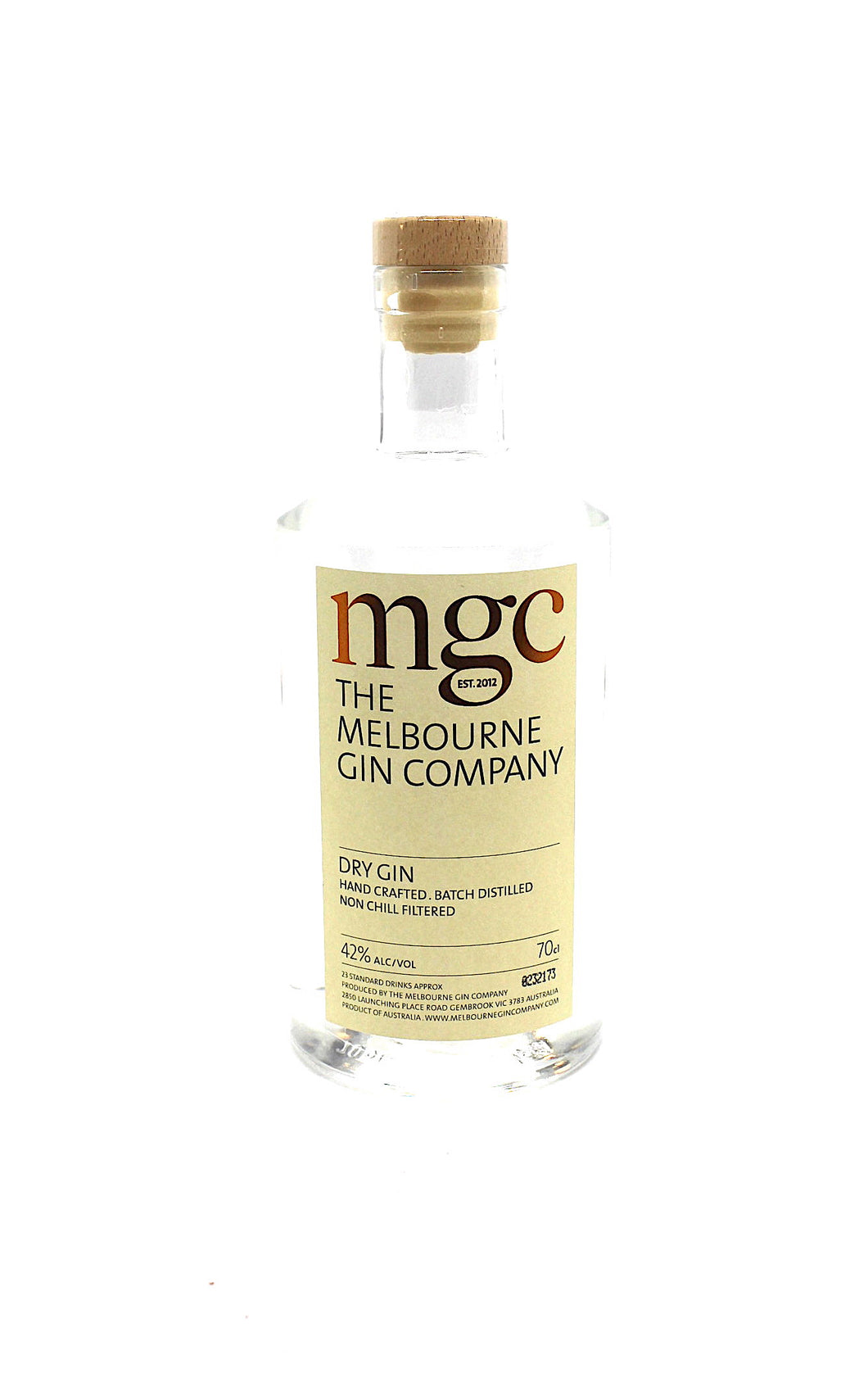 The Melbourne Gin Company Dry Gin [700mL]