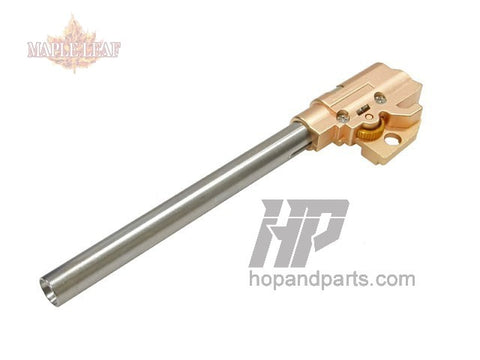 Maple Leaf Complete Hop Up Chamber w/ 113mm Inner Barrel Set For Marui / WE /KJ Hi-Capa Series GBB Pistol
