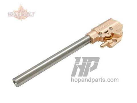 Maple Leaf Complete Hop Up Chamber w/ 113mm Inner Barrel Set For Marui / WE / KJ M1911 Series GBB Pistol