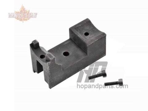 Maple Leaf Aluminum Hop-up Chamber Block for Marui VSR-10 / FN SPR A5M
