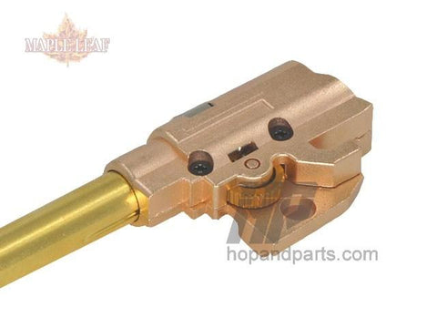 "Maple Leaf Hop Chamber Kit w/ Crazy Jet 138mm Inner Barrel (WE Hi-Capa 6"")"