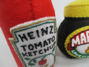 Heinz Ketchup unique gift idea by Heart Felt - Nice Things Ramsgate