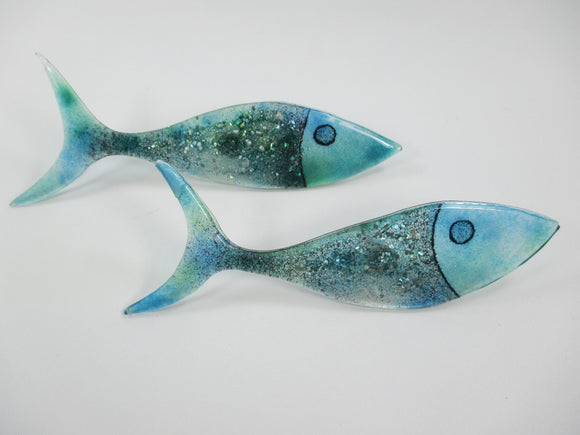 Freddo Verre decorative glass fish