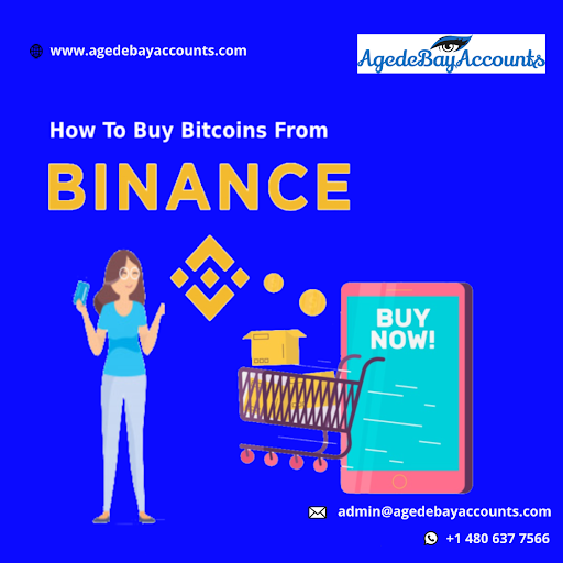 Buy Bitcoins From Binance