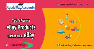 Tips To Promote eBay Products Outside From eBay
